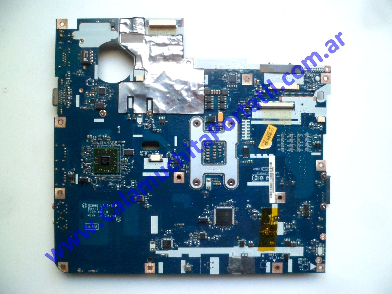 0581MOA Mother Acer Aspire 5517-1127 / KAWG0