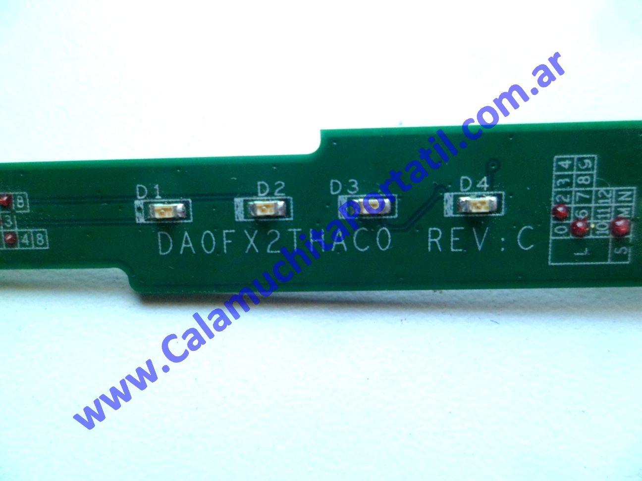 0582PEN Placa Encendido Dell Inspiron 1501 / PP23LA