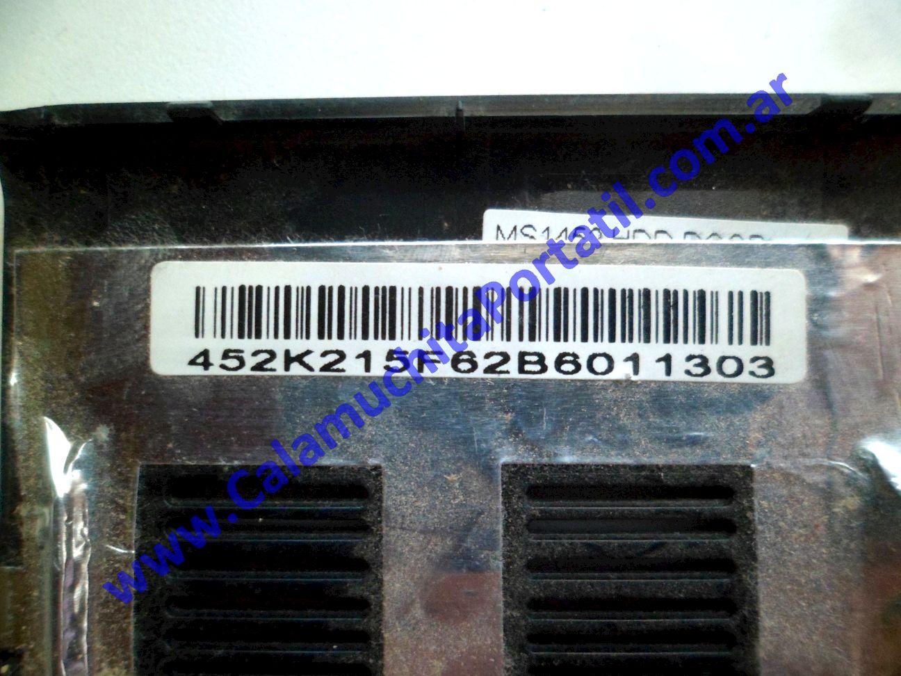 0583CTD Carcasas Tapa Disco MSI MS-1458