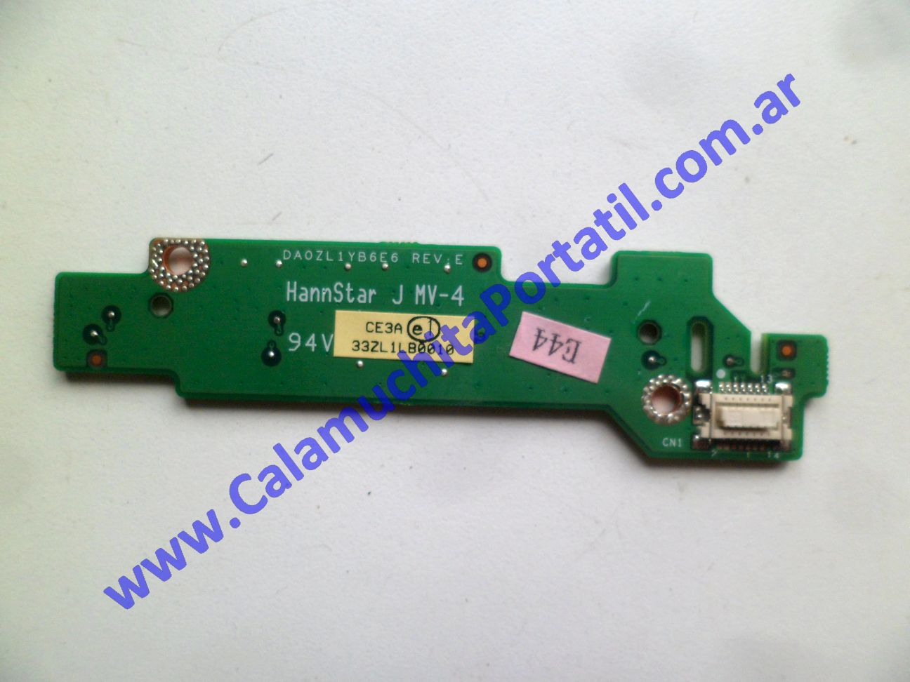 0584PEN Placa Encendido Acer Aspire 3004WLMi / ZL5