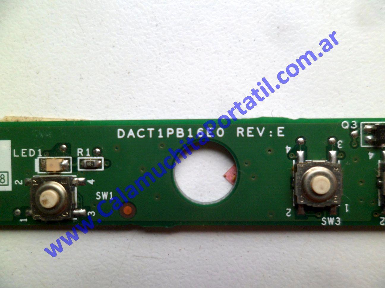0586PEN Placa Encendido Compaq Presario V2000 / V2415la / EK572LA#ABM