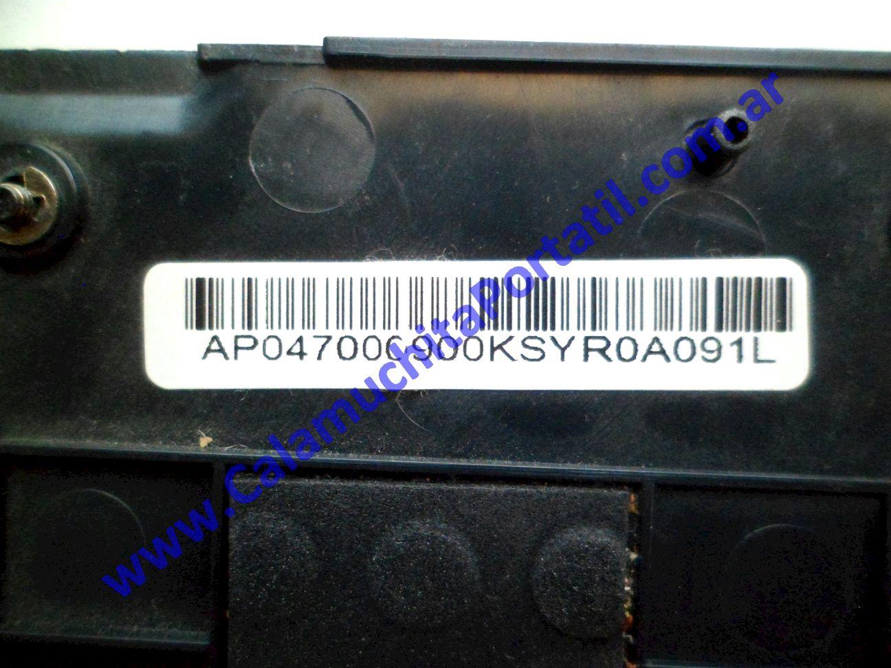0594CTD Carcasas Tapa Disco Acer Aspire 4730Z / JAL90