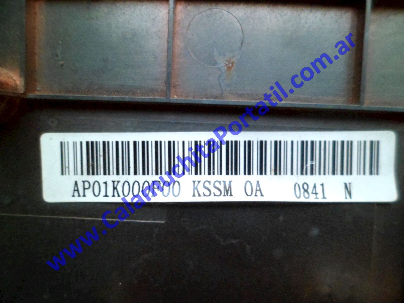 0595CTG Carcasas Tapa General Acer Aspire 5520-5323 / ICW50