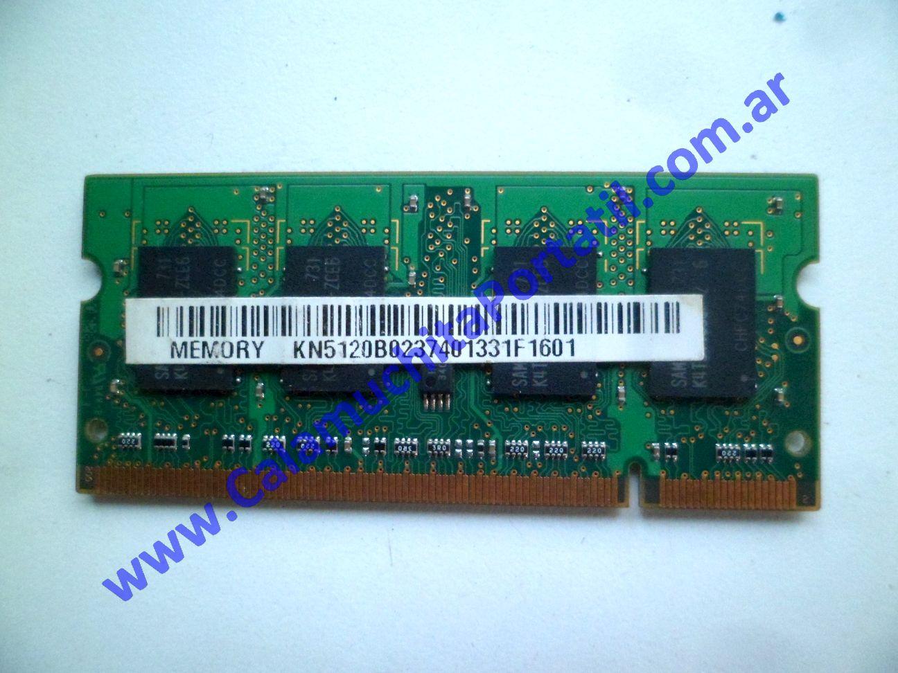 0595NMA Memoria Acer Aspire 5520-5323 / ICW50
