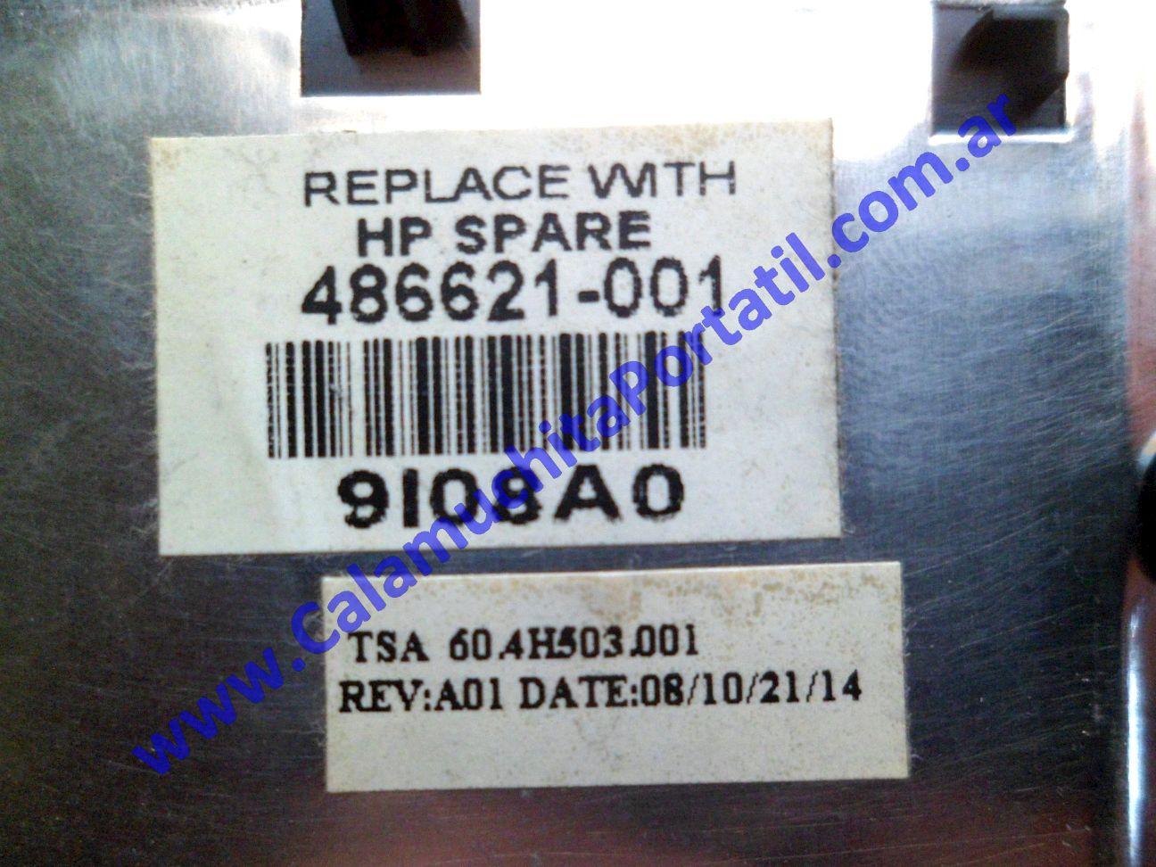 0597CTW Carcasas Tapa Wifi Compaq Presario CQ60-112LA / FW968LA#AC8