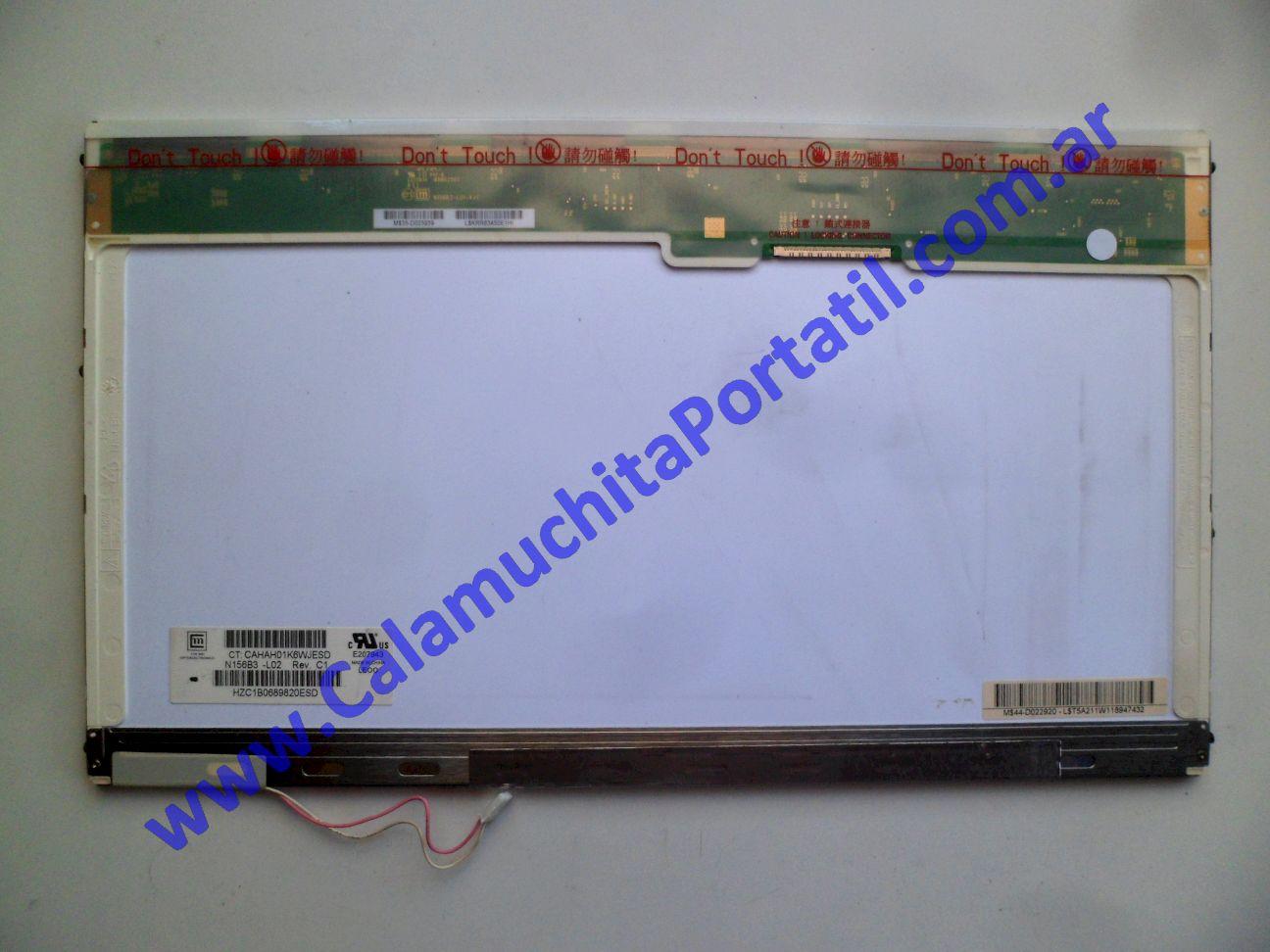 0597DIA Display Compaq Presario CQ60-112LA / FW968LA#AC8