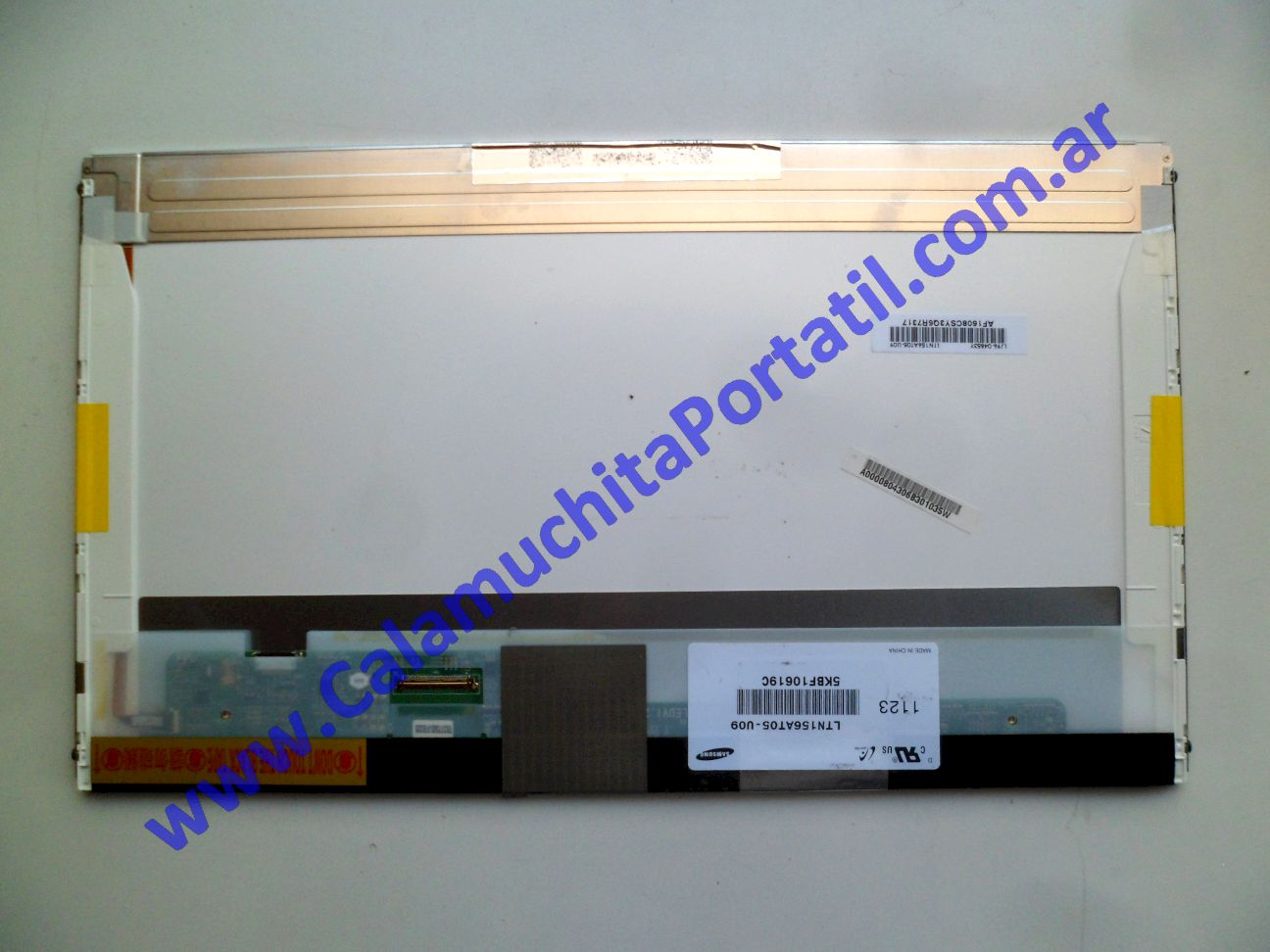 0598DIA Display Toshiba Satellite L755-S5275 / PSK1WU-04M004