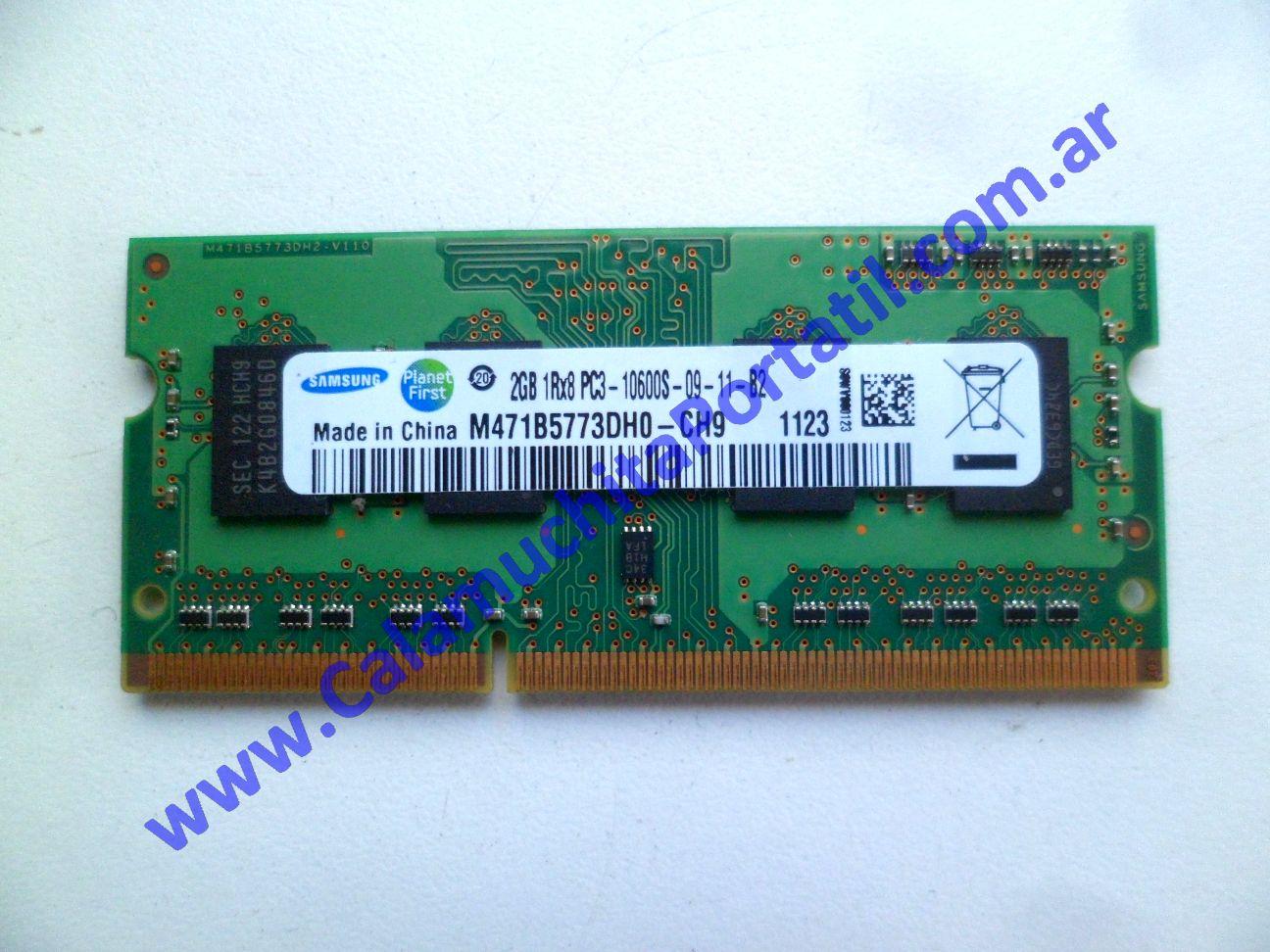 0598NMB Memoria Toshiba Satellite L755-S5275 / PSK1WU-04M004
