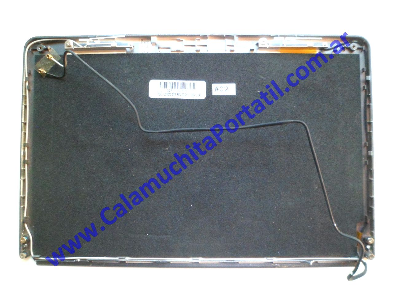 0601CAA Carcasa Tapa Lenovo S10e / 4068