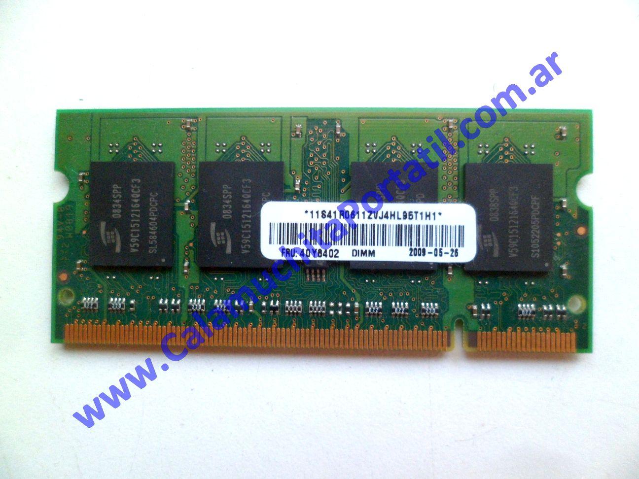 0601NMA Memoria Lenovo S10e / 4068