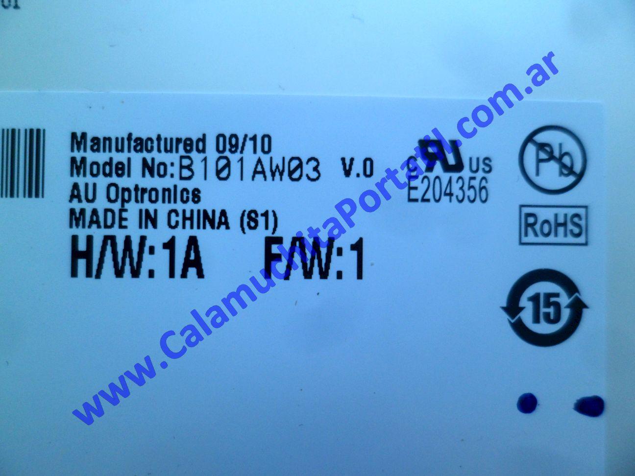 0602DIA Display Acer Aspire One / KAV10