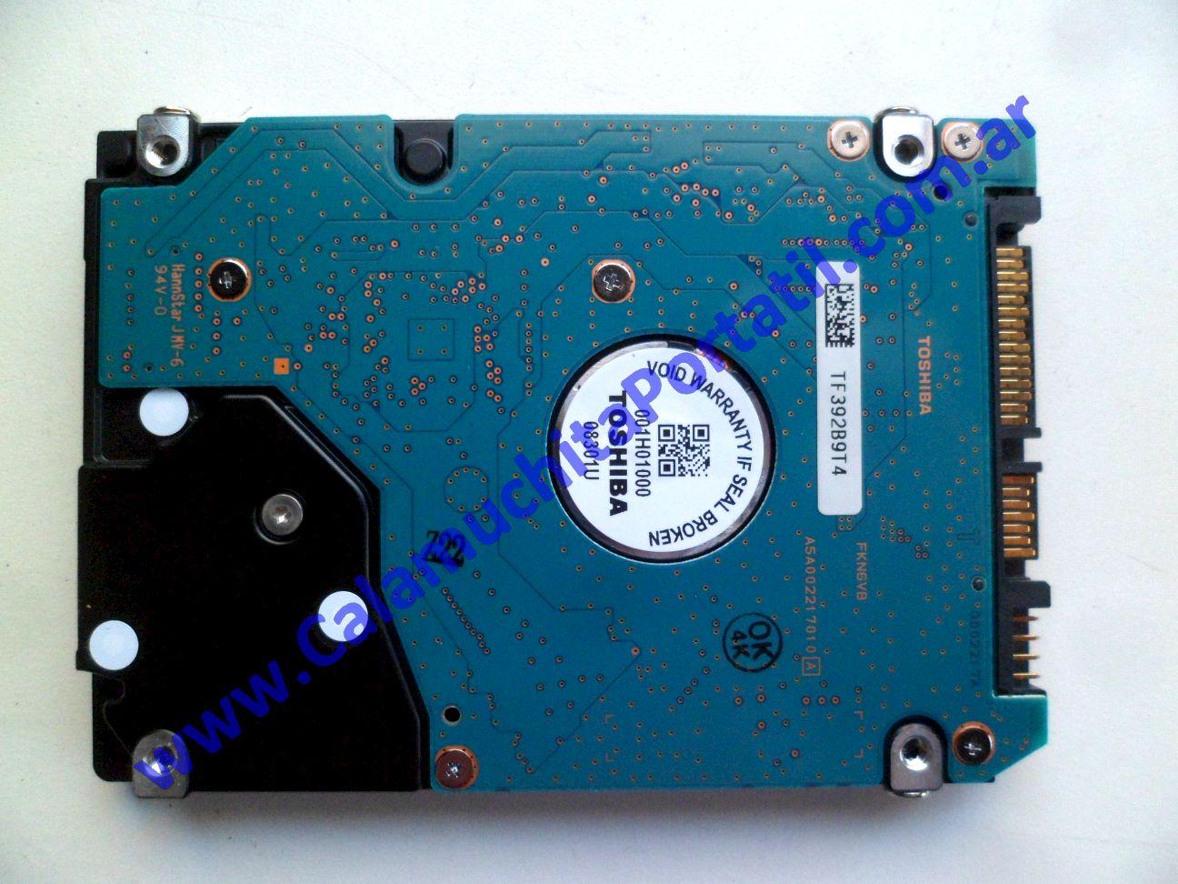 0602HDA Disco Rígido Acer Aspire One / KAV10