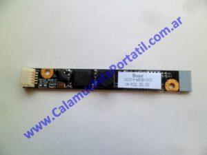 0605WEB Webcam Acer Aspire One 150-1107 / ZG5
