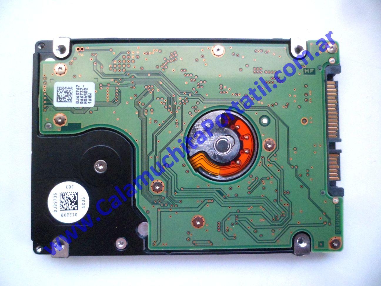 0611HDA Disco Rígido Compaq Presario CQ56-106LA / XR161LA#AC8