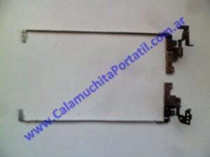 0611LBI Bisagras Compaq Presario CQ56-106LA / XR161LA#AC8