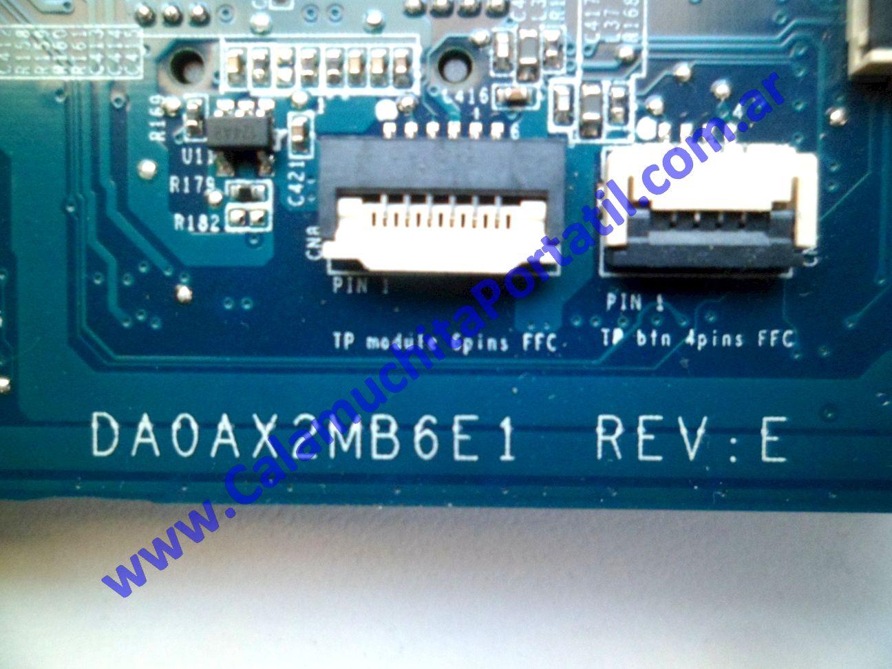 0611MOA Mother Compaq Presario CQ56-106LA / XR161LA#AC8