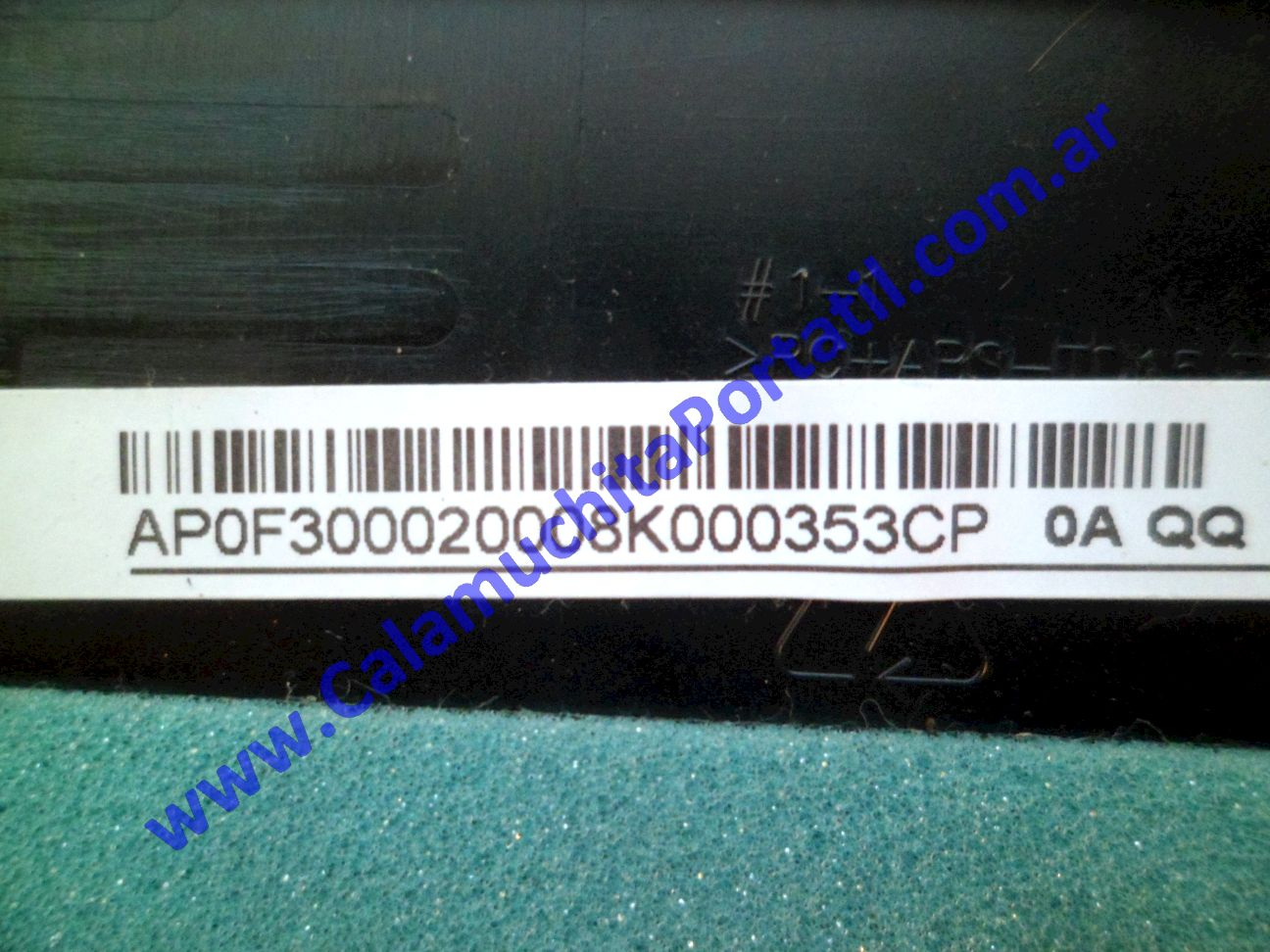 0612CTG Carcasa Tapa General Acer Aspire One D255-2491 / PAV70