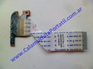 0612PLE Placa Leds Acer Aspire One D255-2491 / PAV70