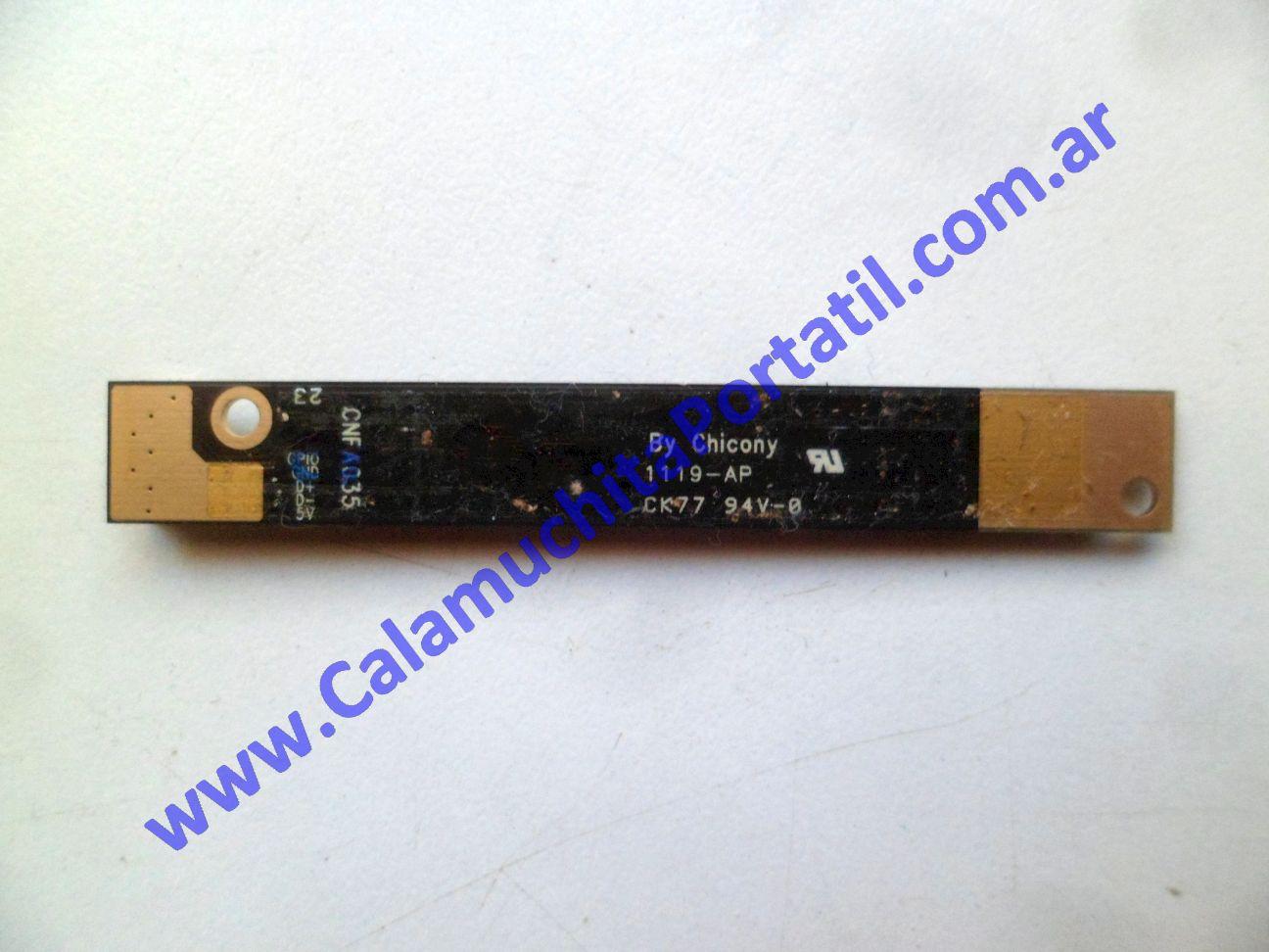 0613WEB Webcam Positivo BGH M-400 – M-430 – C-8197