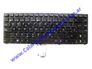 0614KBA Teclado Asus EEE PC 1215b / 1215B-BLK069S