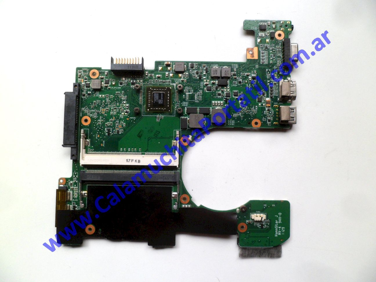 0614MOA Mother Asus EEE PC 1215b / 1215B-BLK069S