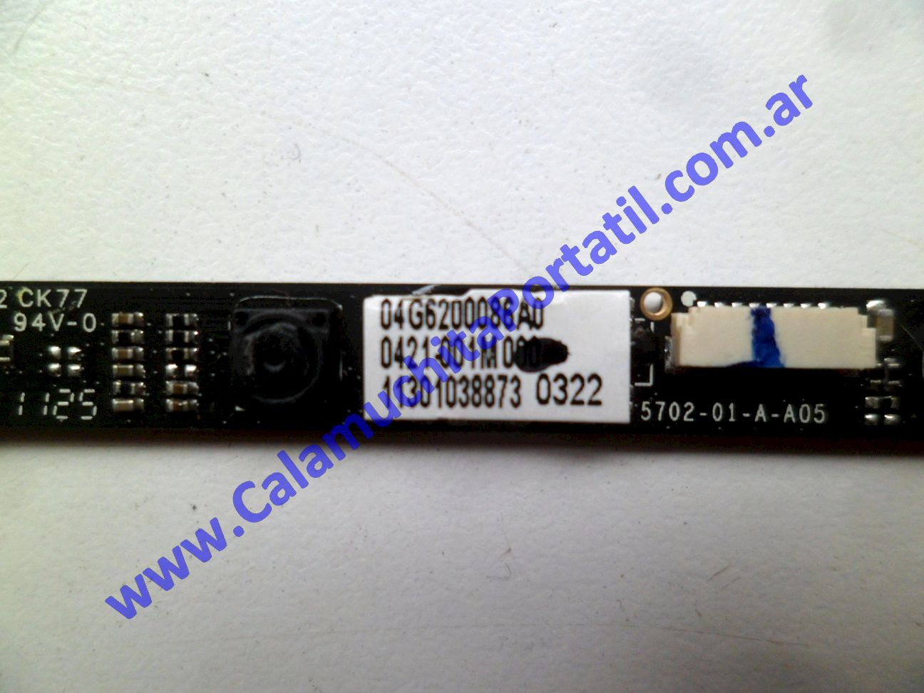 0614WEB Webcam Asus EEE PC 1215b / 1215B-BLK069S