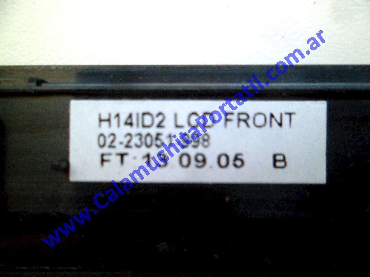 0616CAB Carcasa Marco Positivo BGH G-800 – G-860 – C-12104