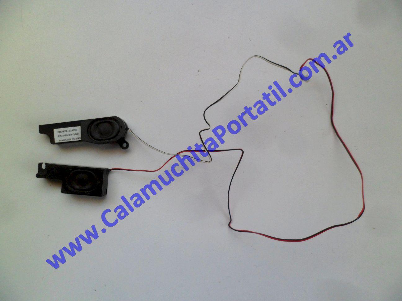 0616SPA Parlantes Positivo BGH G-800 – G-860 – C-12104