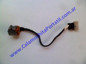 0617JPO Conector Power Compaq CQ56-204LA / LE682LA#ABM