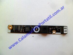 0617WEB Webcam Compaq CQ56-204LA / LE682LA#ABM