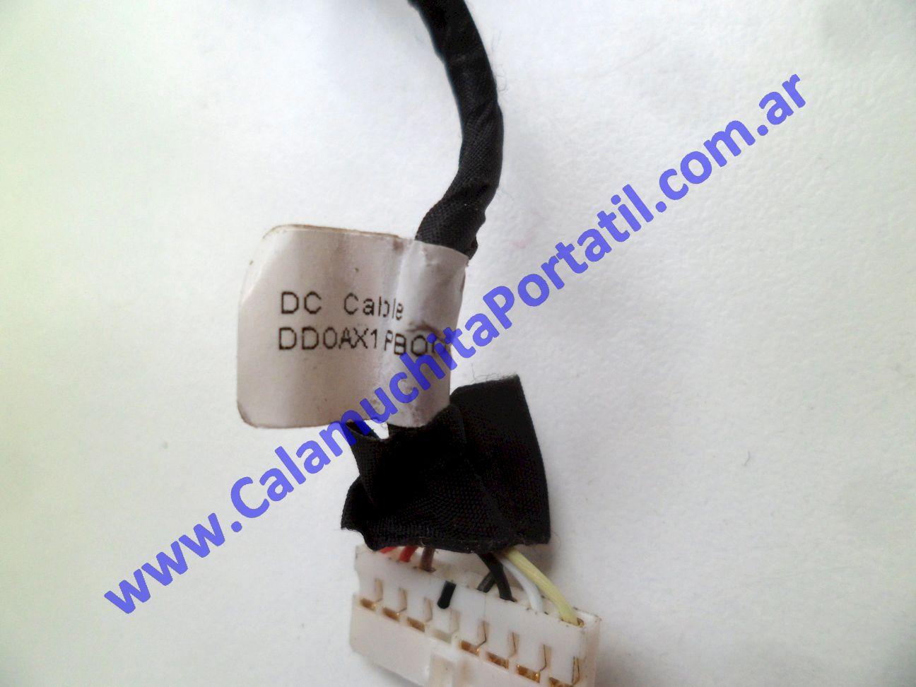 0618JPO Conector Power Compaq CQ42-121LA / WX481LA#AC8