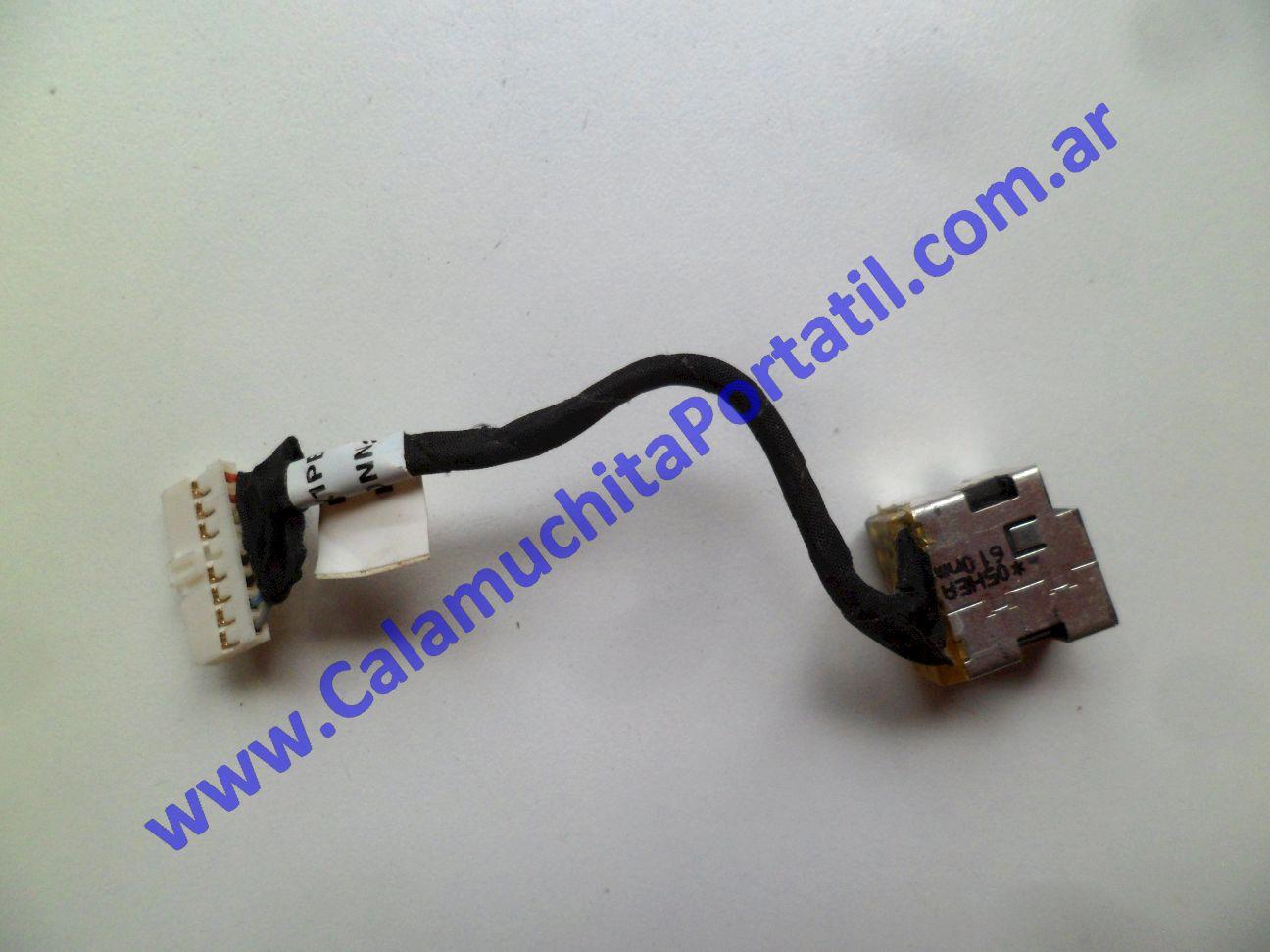 0619JPO Conector Power Compaq CQ42-208LA / XL347LA#ABM