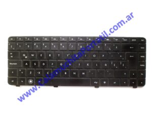0619KBA Teclado Compaq CQ42-208LA / XL347LA#ABM