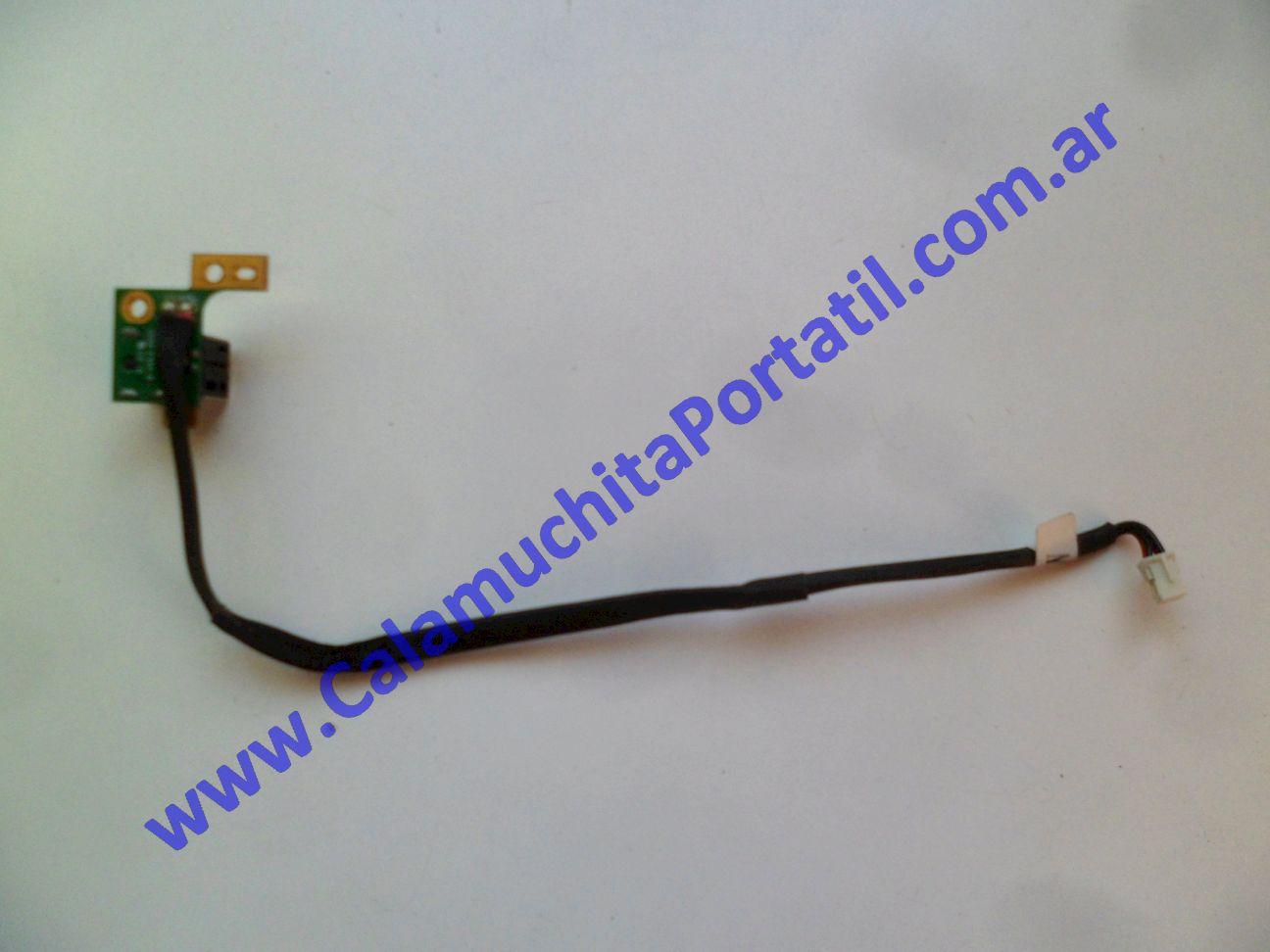0620JPO Conector Power Hewlett Packard Pavillion dv9000 / dv9700 / dv9910us / FE694UA#ABA