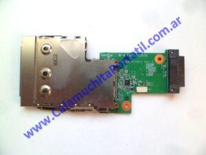 0620PPC Placa PCMCIA Hewlett Packard Pavillion dv9000 / dv9700 / dv9910us / FE694UA#ABA