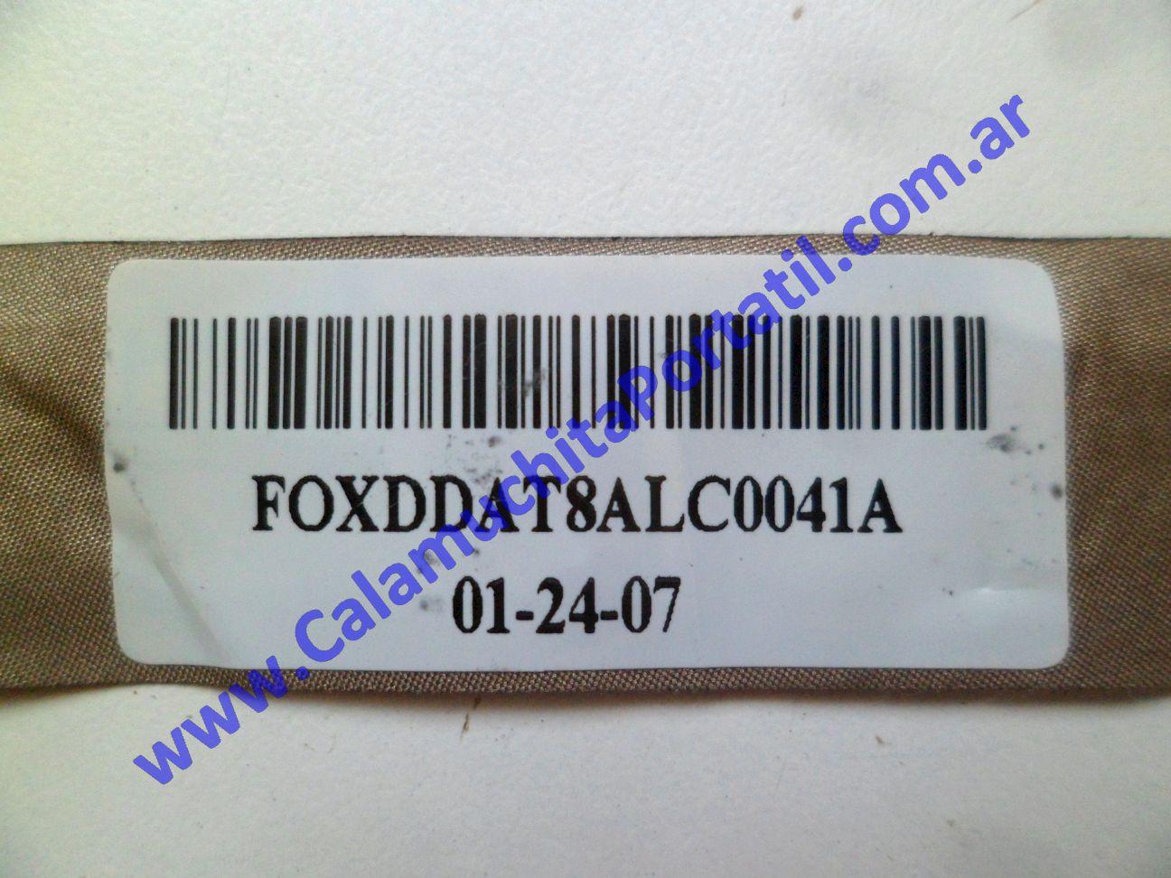 0621FVI Flex Video Hewlett Packard Pavillion dv6000 / dv6245us / RP285UA#ABA