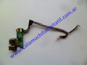 0621JPO Conector Power Hewlett Packard Pavillion dv6000 / dv6245us / RP285UA#ABA