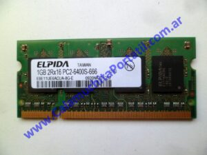 0621NMA Memoria Hewlett Packard Pavillion dv6000 / dv6245us / RP285UA#ABA
