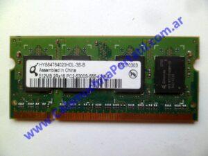0621NMB Memoria Hewlett Packard Pavillion dv6000 / dv6245us / RP285UA#ABA
