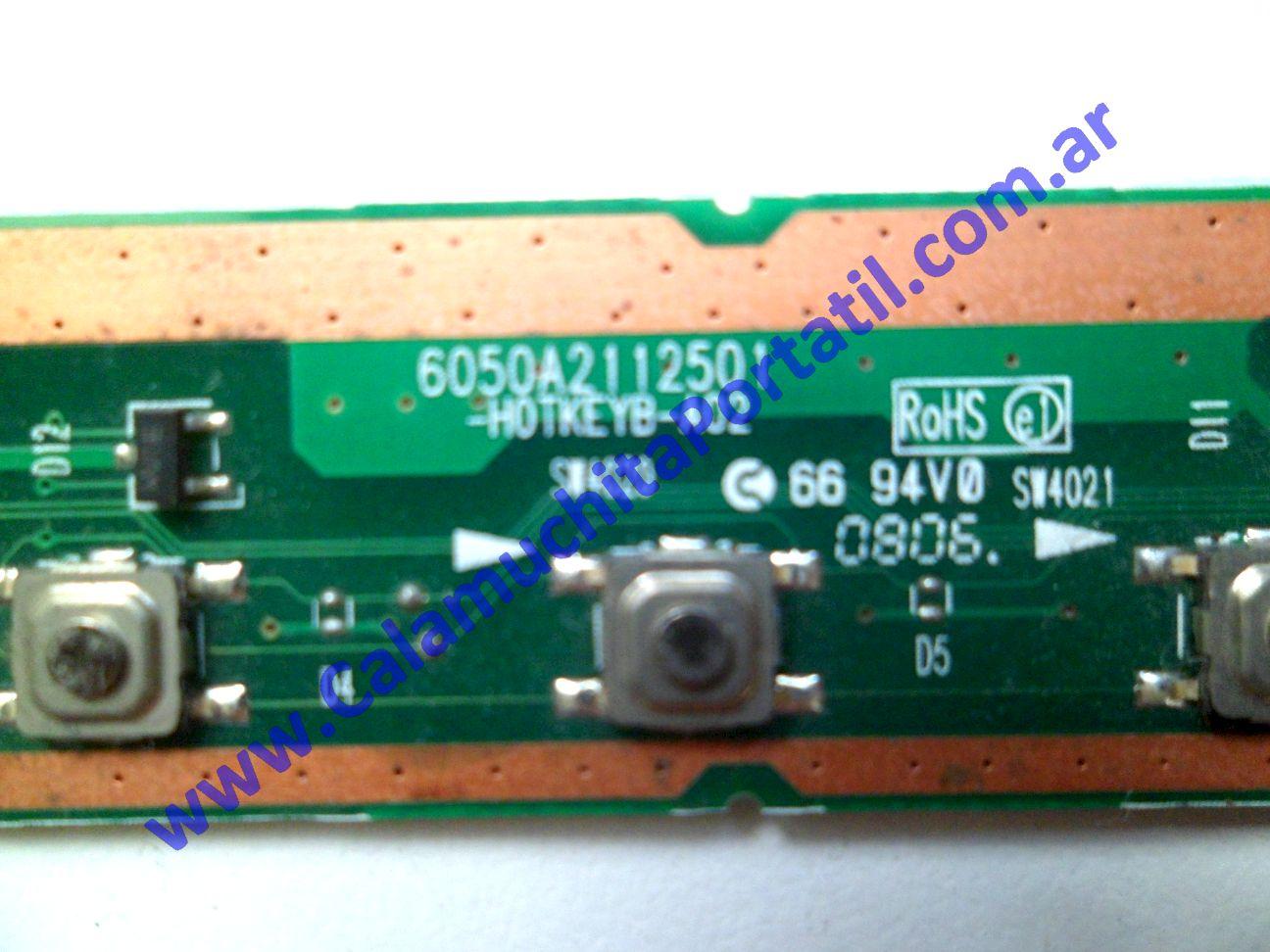 0622PEN Placa Encendido Toshiba A215-SP5816 / PSAFGU-07E01M