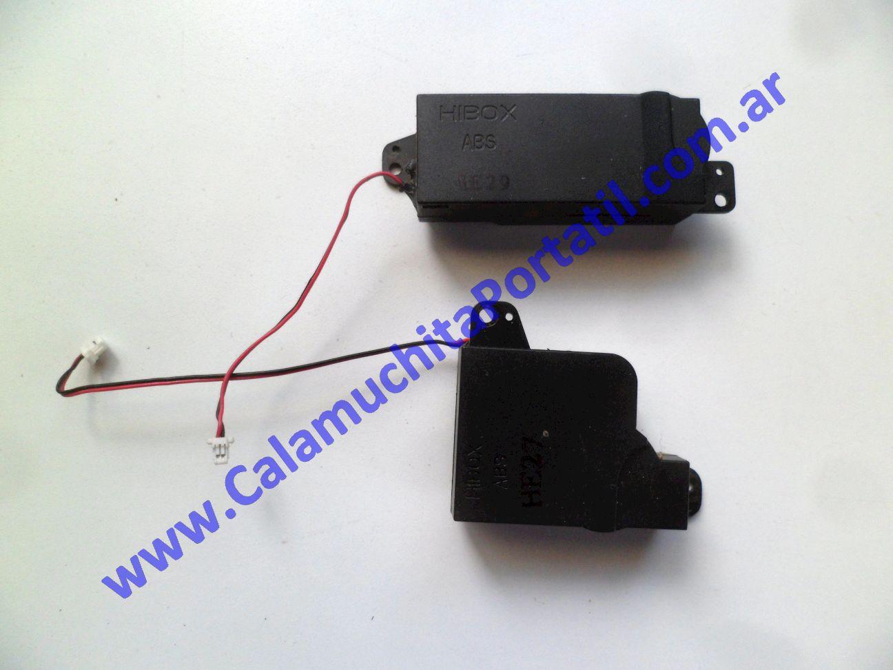0622SPA Parlantes Toshiba A215-SP5816 / PSAFGU-07E01M