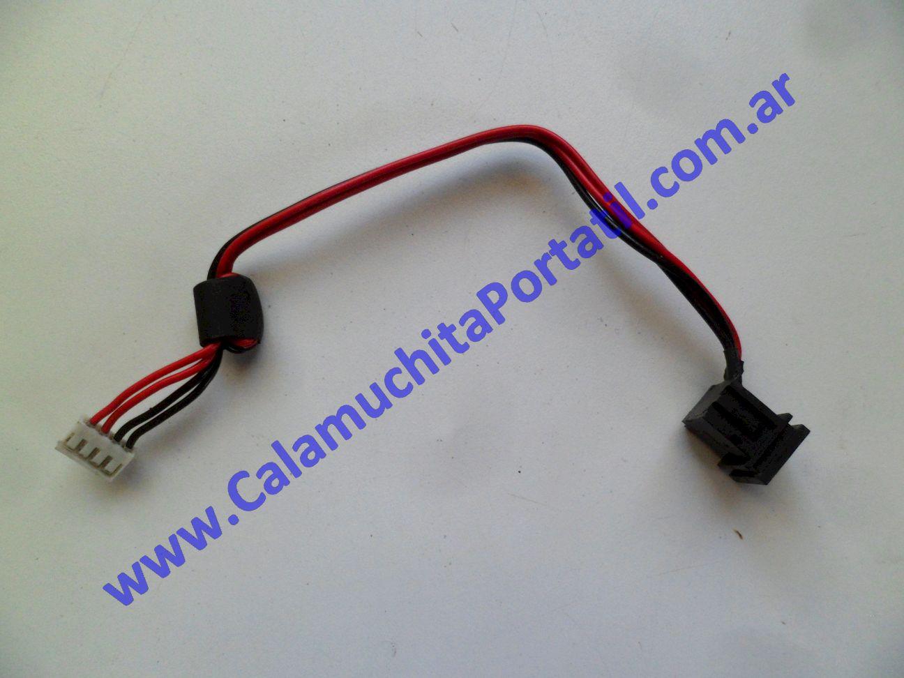 0623JPO Conector Power Toshiba A135-SP4088 / PSAD0U-05700L