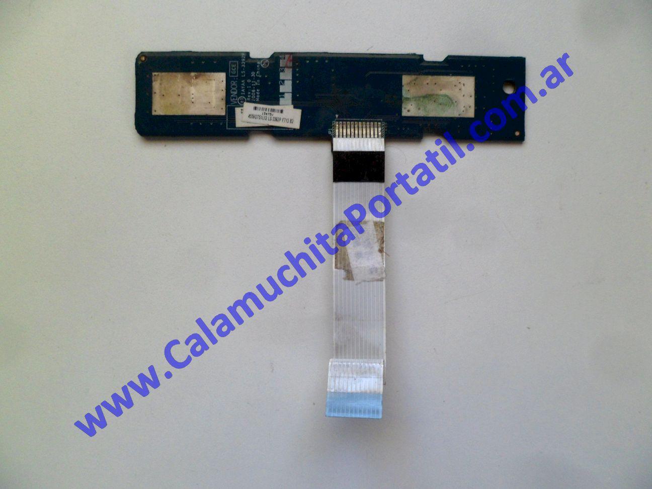 0623PEN Placa Encendido Toshiba A135-SP4088 / PSAD0U-05700L