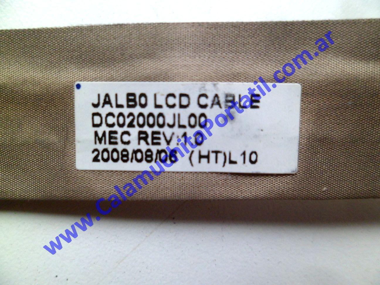 0624FVI Flex Video emachines E520 / KAWE0