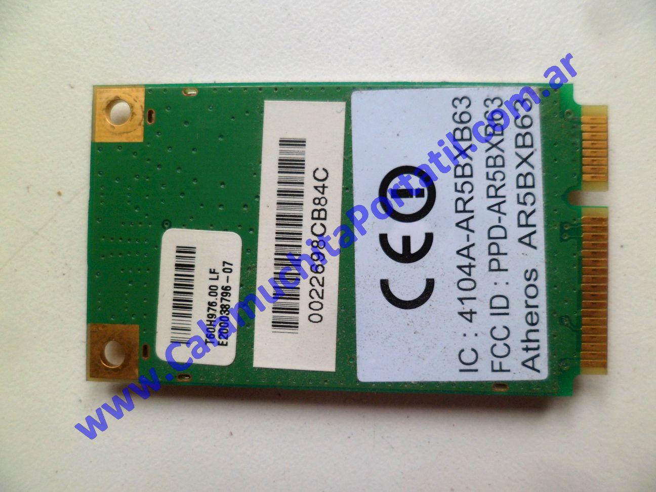 0624PWI Placa Wifi emachines E520 / KAWE0