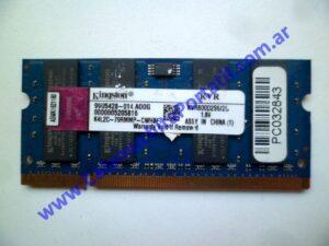 0625NMA Memoria Hewlett Packard Pavillion dv2000 – dv2422la – GM690LA#AC8