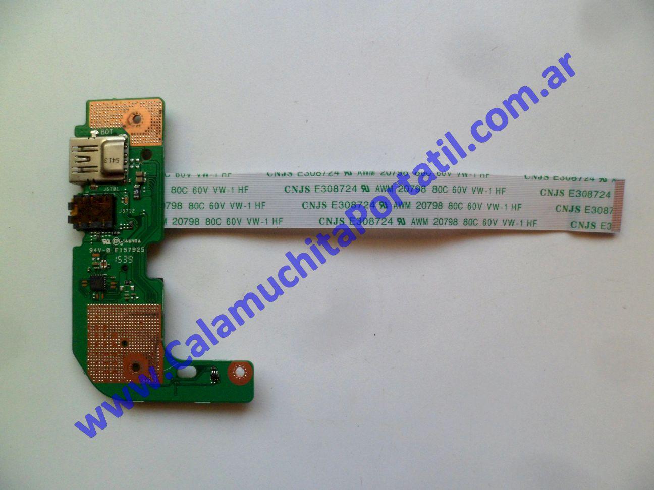 0628PUS Placa USB Asus F554L